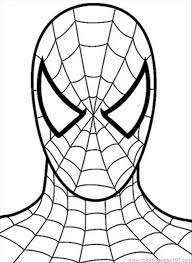 Each of these included free spiderman coloring pages was gathered from around the web. Printable Coloring Pages Of Spiderman Coloring Home