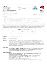 Linux Administrator Resume New Linux Resume Template Administrative
