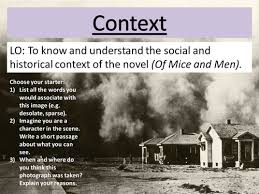 of mice and men context lesson by elhubball teaching resources of mice and men context lesson by elhubball1 teaching resources tes
