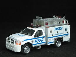 Code 3 Fire Lights C Code 3 Nypd Matchbox Cars Diecast Emergency Vehicles
