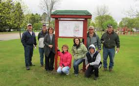 Green line to parks | Wadena Pioneer Journal