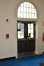 school gym doors. Blythewood School Gym Front Door. Photo Taken By Jim McLean August 2014. Doors R