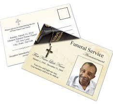 Memorial Announcement Cards Bible Memories Funeral Announcement Template Elegant Memorials