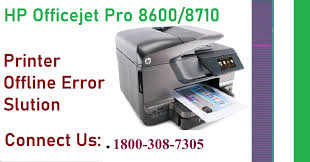 I would certainly state it's rather simple. How To Fix Hp Officejet Pro 8600 8710 Offline Error 1800 551 9606
