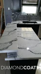 poured countertop top best ideas on bar top decor of kitchen s poured countertop