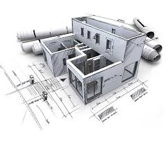 architecture blueprint hi res video 765691 urban blueprint vector