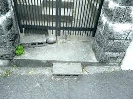 precast concrete retaining wall blocks cost