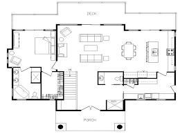 Apartments Floor Plans Open Concept Barn House Open Floor Plans Open Floor Plan Townhouse
