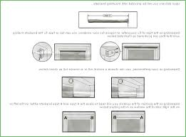 Window Blinds Installation How To Install 50mm Aluminium Venetian Window Images Blinds Installation Instructions