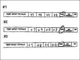 Lee Polygraph Scores Cbs News