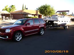 Pictures of your SRT Jeep towing? - Cherokee SRT8 Forum