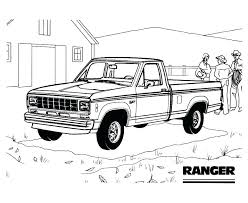 ford truck coloring pages ford trucks coloring pages ford truck colouring pages