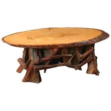 rustic oval coffee table rustic oval coffee table oak cabin furniture made in alaterre rustic reclaimed oval coffee table driftwood brown