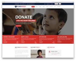 How To Design A Charity Website 19 Best Premium Html Charity Website Templates 2019 Rojak Wp