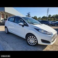Usados Ford Fiesta - 8 990 EUR, 151 174 km, 2015   Standvirtual