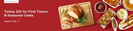 They also prepare baked and fried chicken, dinners, and boar's head platters. Kroger 2020 Thanksgiving Shop Turkey Sides Desserts Drinks