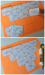 48 parallel lines and transversals step 3: Angle Relationships Worksheet Answer Key Gina Wilson Cute766