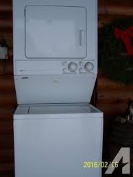 maytag stacked washer dryer.  Washer Washer Dryer Stacked Classifieds  Buy U0026 Sell Across  The USA Page 2 AmericanListed With Maytag Stacked Washer Dryer L