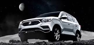 2018 ssangyong g4 rexton goes to the moon does cool durability tests
