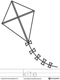 Small Picture Printable Kite Coloring Pages For Kids Cool2bKids