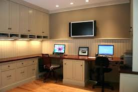home office ideas for two. Two Person Office Desk Inexpensive Home Ideas White For Popular Property Decor N