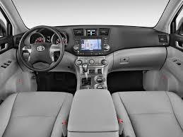 2011 Toyota Highlander Review, Spec With Pictures