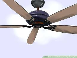 ceiling fan hampton bay image titled install a bay ceiling fan step hampton bay ceiling fan