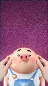 猪猪图LITTLE PIGGY Pig Wallpaper, Cute ...