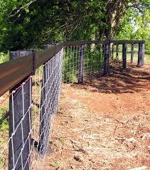 wire farm fence. We Can Even Make Cattle Wire Look Great! Farm Fence