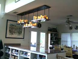 full size of rustic candle chandelier non electric wood dining lighting style parrotuncle antique wooden medium