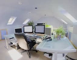 loft home office. Office Loft Conversion Home