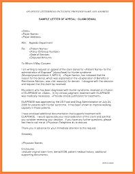 7 Sample Unemployment Appeal Letter Free Invoice Letter