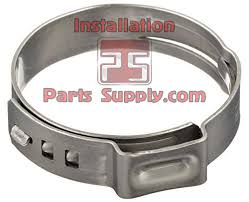 8 3 10 0 327 394 1 Ear Stepless Oetiker Clamp Group 167 16700005