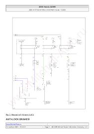 honda s2000 2005 wiring diagrams sch service manual honda s2000 2005 wiring diagrams sch service manual 2nd page