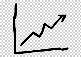 Chart Diagram Drawing Graph Theory Rising Arrow Png Clipart