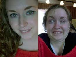 cute s ugly faces 2 pretty s making disgusting faces 25 photos