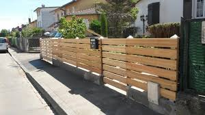 Cloture Design Grillage Cloture Blanc Idmaison Des Clotures De Jardin Design Pour Delimiter Avec Style