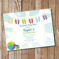 invitation wording for beach party new beach party theme invitations party invitations ideas beach