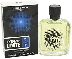 <b>Jeanne Arthes Extreme</b> Limite Sport Eau de Toilette Spray 3.3 oz ...