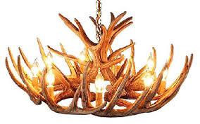 gold antler chandelier rustic deer antler chandelier chandelier s ukulele easy