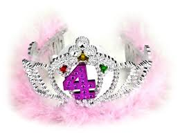 Forum Novelties 4th Birthday Flashing Tiara- Buy Online in Gambia ...