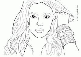 Small Picture size 1280x720 ariana grande coloring pages celebrities coloring