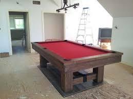 pool table rugs