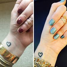 Best Friend Tattoos What To Consider When Getting A Tattoo Glamour
