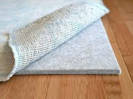 best rug pad best rug pad for hardwood floors with regard to area pads idea architecture