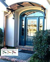 copper awning over door copper awning over door glass canopy front trendy colors above copper awnings