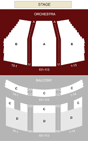 Victoria Theatre Dayton Oh Seating Chart Stage