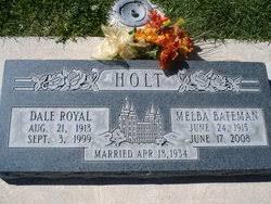Dale Royal Holt, Sr (1913 - 1999) - Genealogy