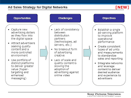 Ad Sales Strategy For Digital Networks Ppt Download