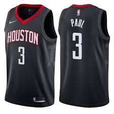 Black Men Statement House Danuel Rockets Jersey